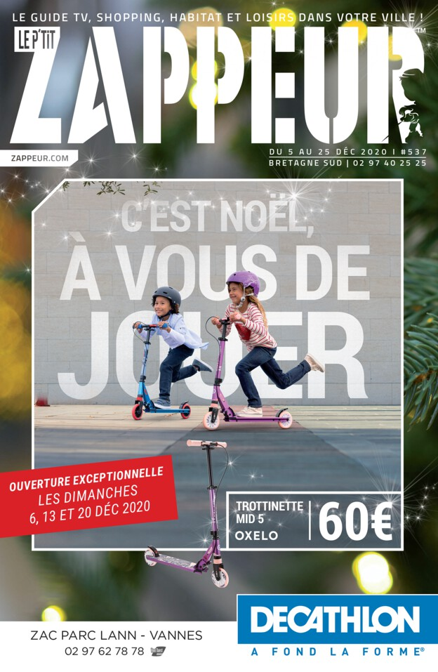 Bretagne Sud | № 537
