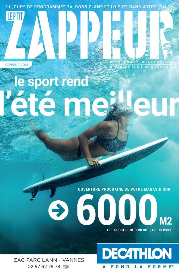 Bretagne Sud | № 546